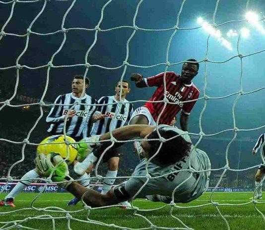 25 febbraio 2012, otto anni fa il gol di Muntari in Milan-Juve: l'episodio più discusso del decennio