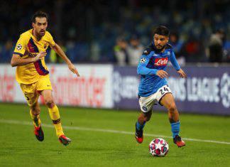 Champions League, ufficiale: anche Barcellona-Napoli a porte chiuse