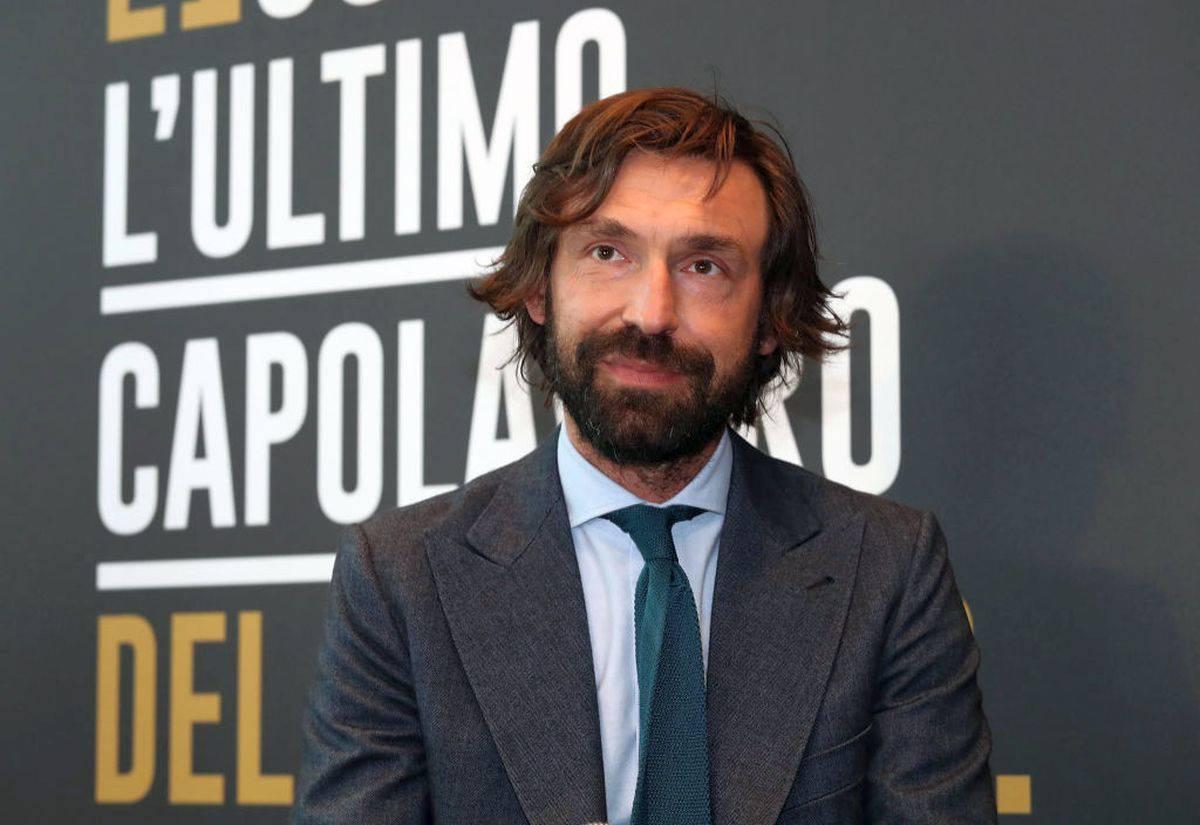 Pirlo nuovo allenatore della Juventus U23