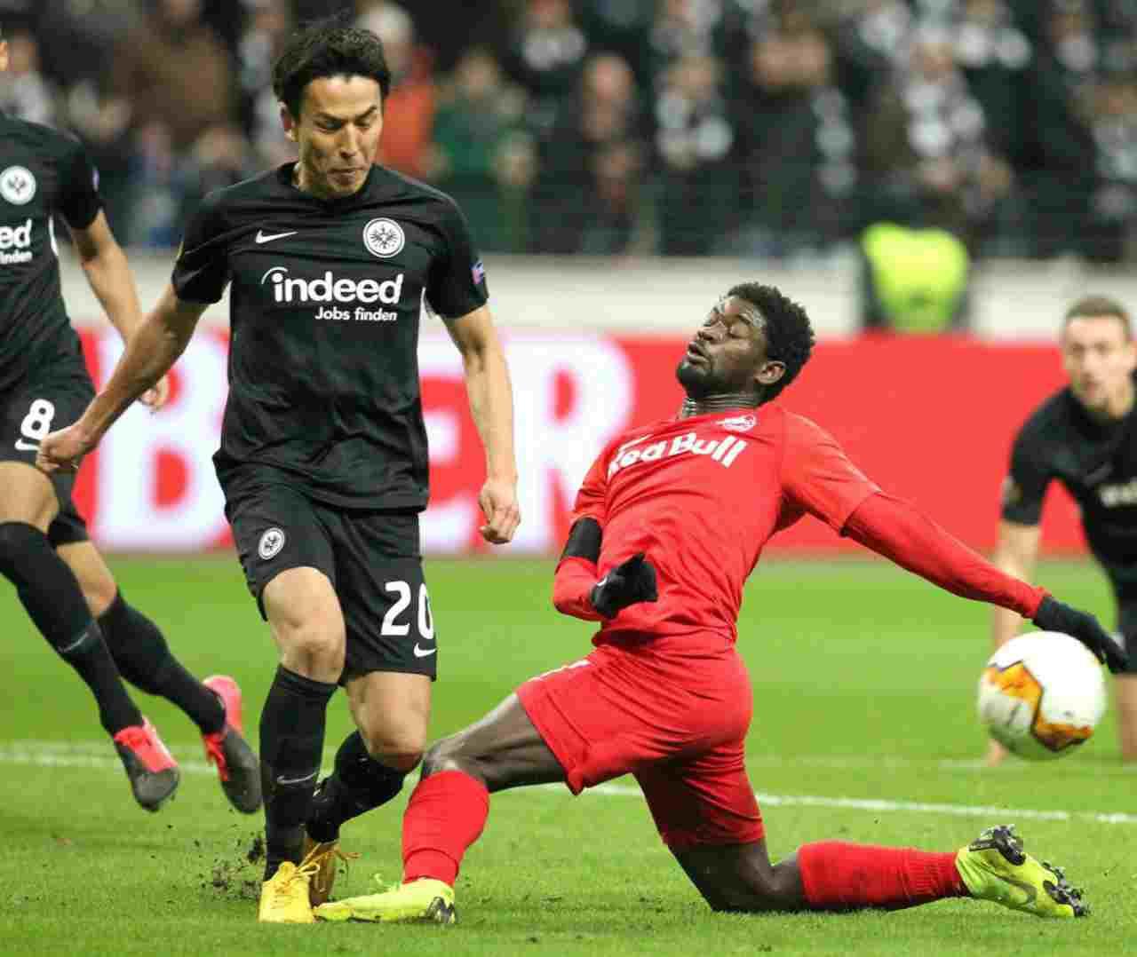 Europa League, Salisburgo-Eintracht Francoforte rinviata: stavolta il coronavirus non c'entra