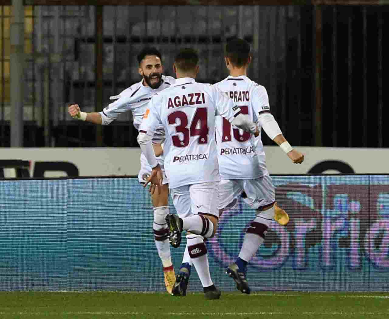 Serie B, risultati 8 febbraio. l'Empoli vince a Cittadella, il Livorno ferma il Pordenone