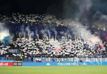 """""""Napoletano Coronavirus"""", l'agghiacciante coro dei tifosi del Brescia"""
