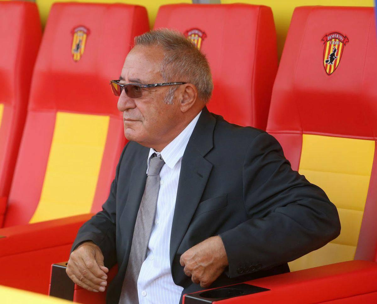 """Benevento, la pazza idea di Vigorito: """"Potevo prendere Ibrahimovic"""""""