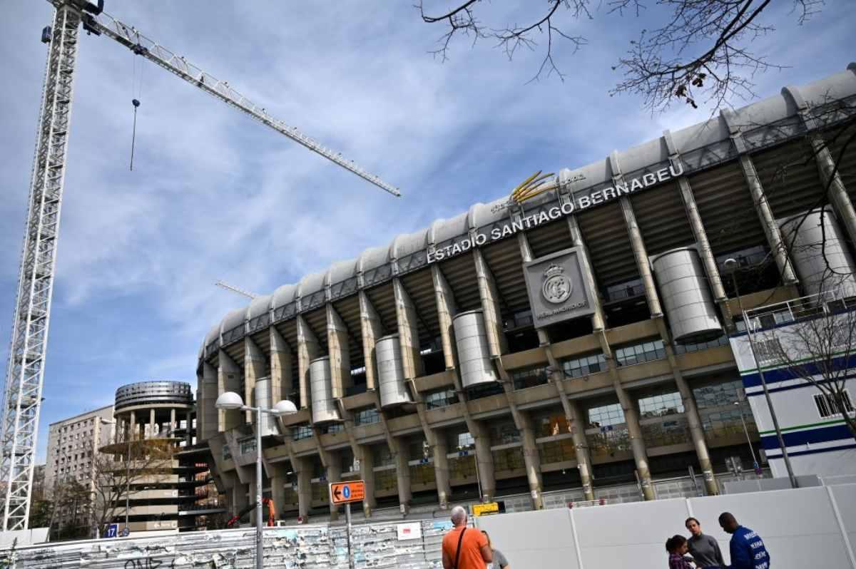 Il Real Madrid cambia stadio, dove giocherà (Getty Images)