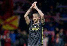 Bonucci piace al Manchester City. Juventus vuole un attaccante