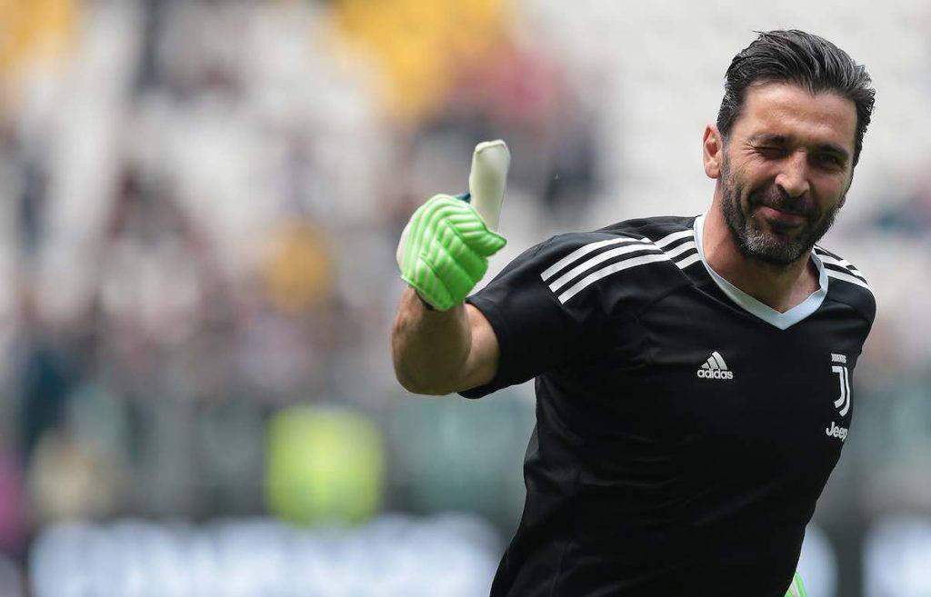 Buffon verso il rinnovo con la Juventus