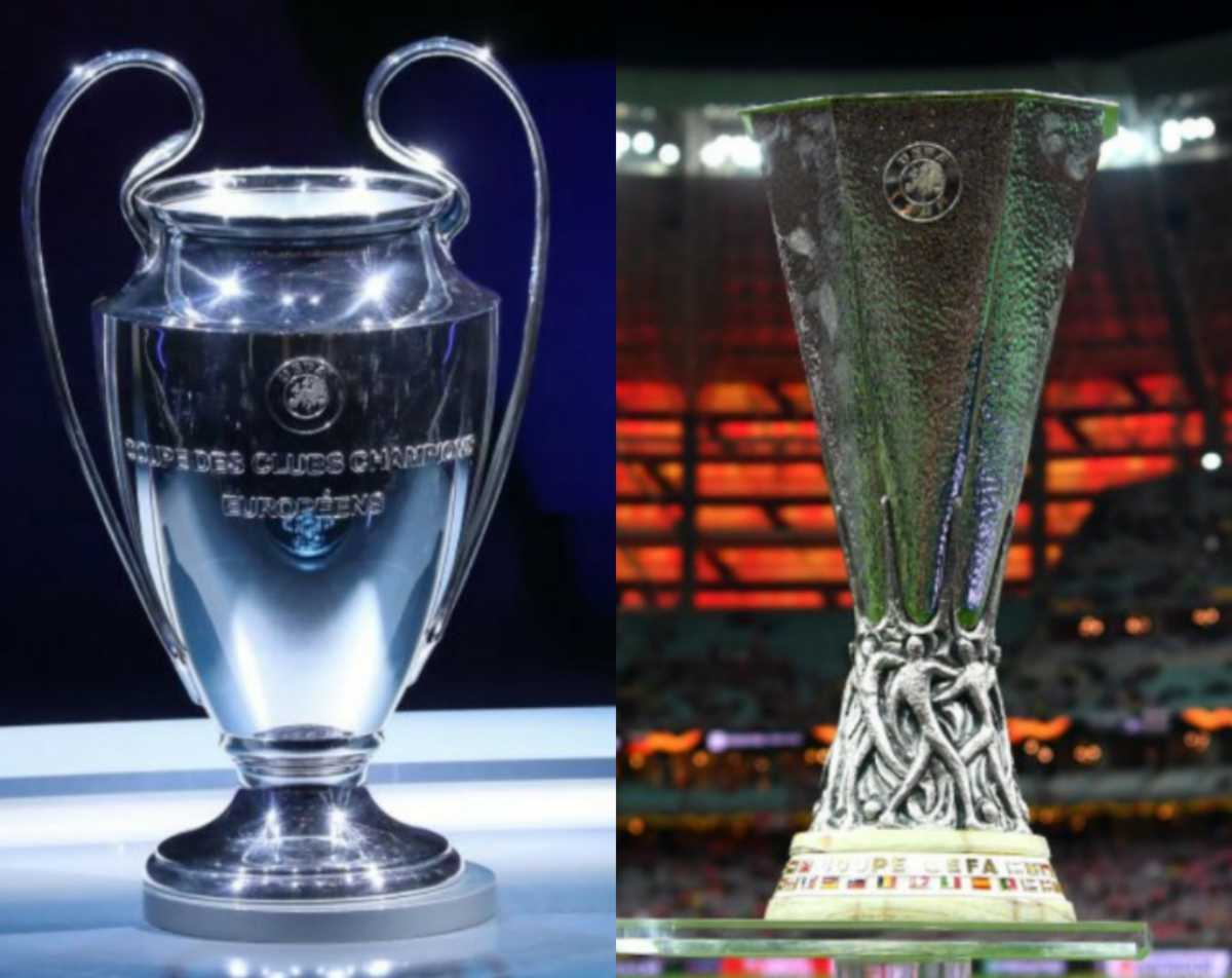 Final Four Champions ed Europa League