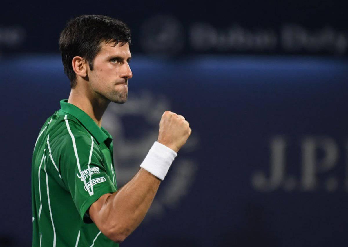 Djokovic, un milione di euro alla Serbia per l'emergenza Coronavirus