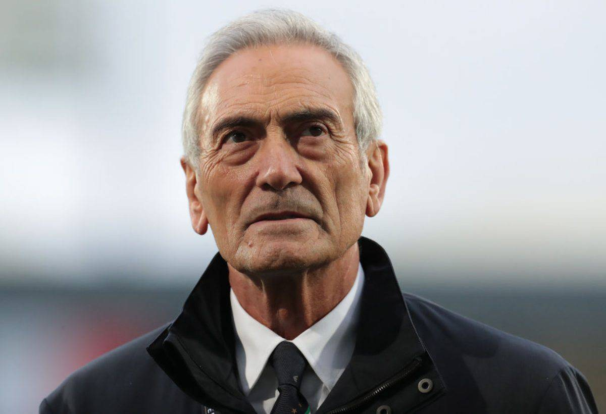"""Gravina: """"Il calcio italiano è unito, siamo solidali al paese"""""""