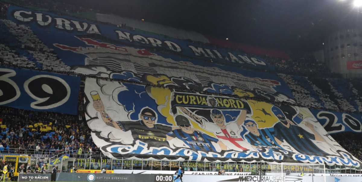 Zhang contro Dal Pino, la Curva Nord dell'Inter lo appoggia