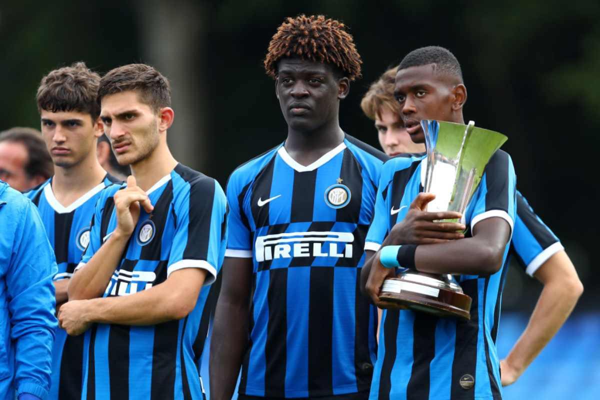 Inter, sospese le attività della Primavera