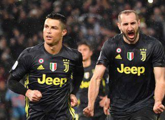 Juventus, Chiellini convince Ronaldo: sì il taglio degli stipendi