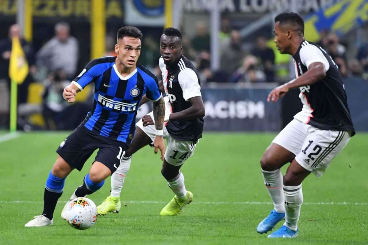 Inter-Juventus (Getty Images)