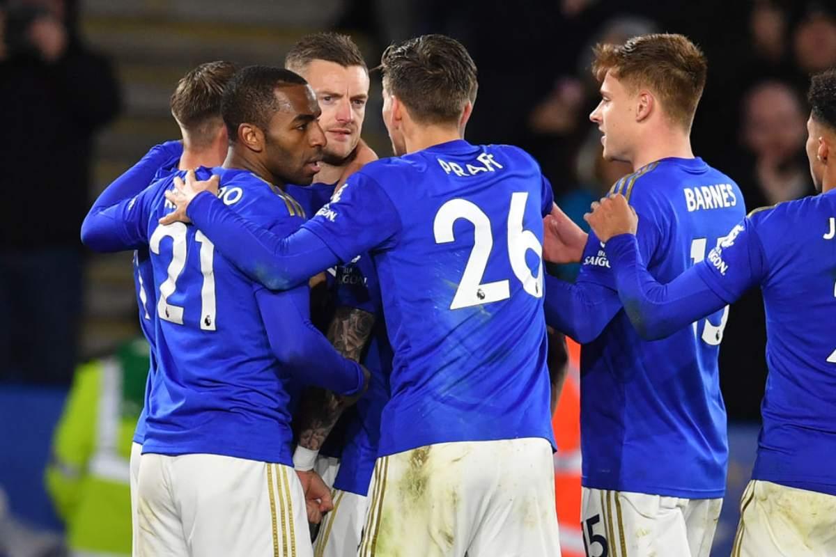 Leicester, tre giocatori con sintomi Coronavirus: rischio stop in Premier League