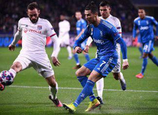 Champions League, Juventus-Lione rinviata: il comunicato ufficiale della UEFA