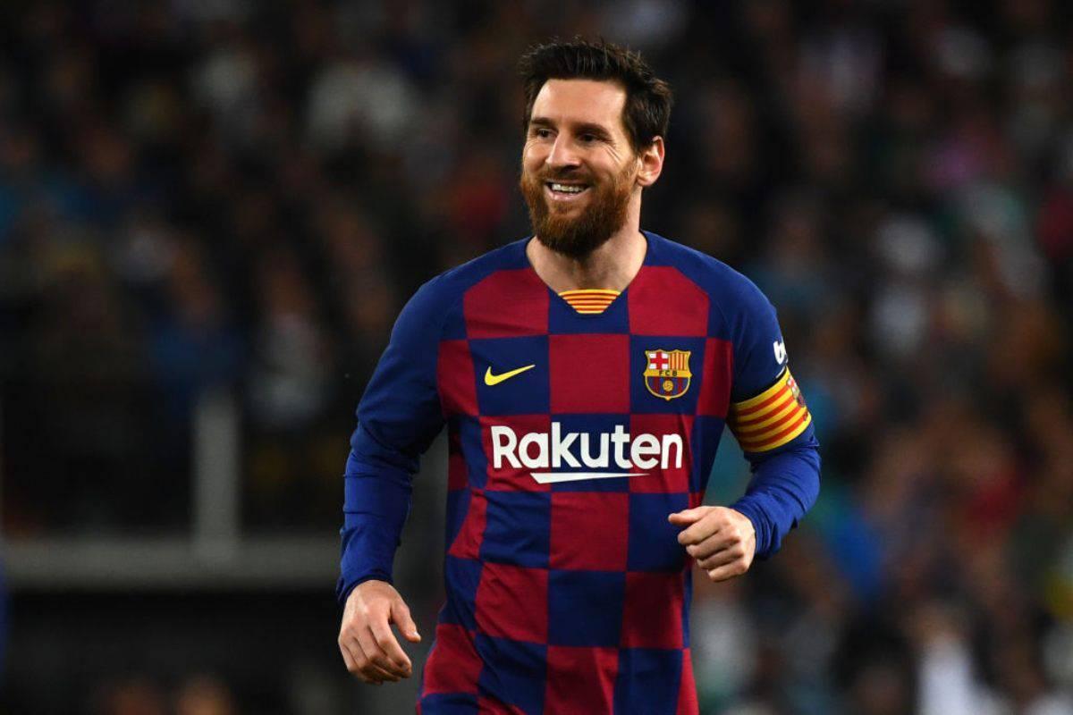 Messi conferma, taglio degli stipendi per il Barcellona