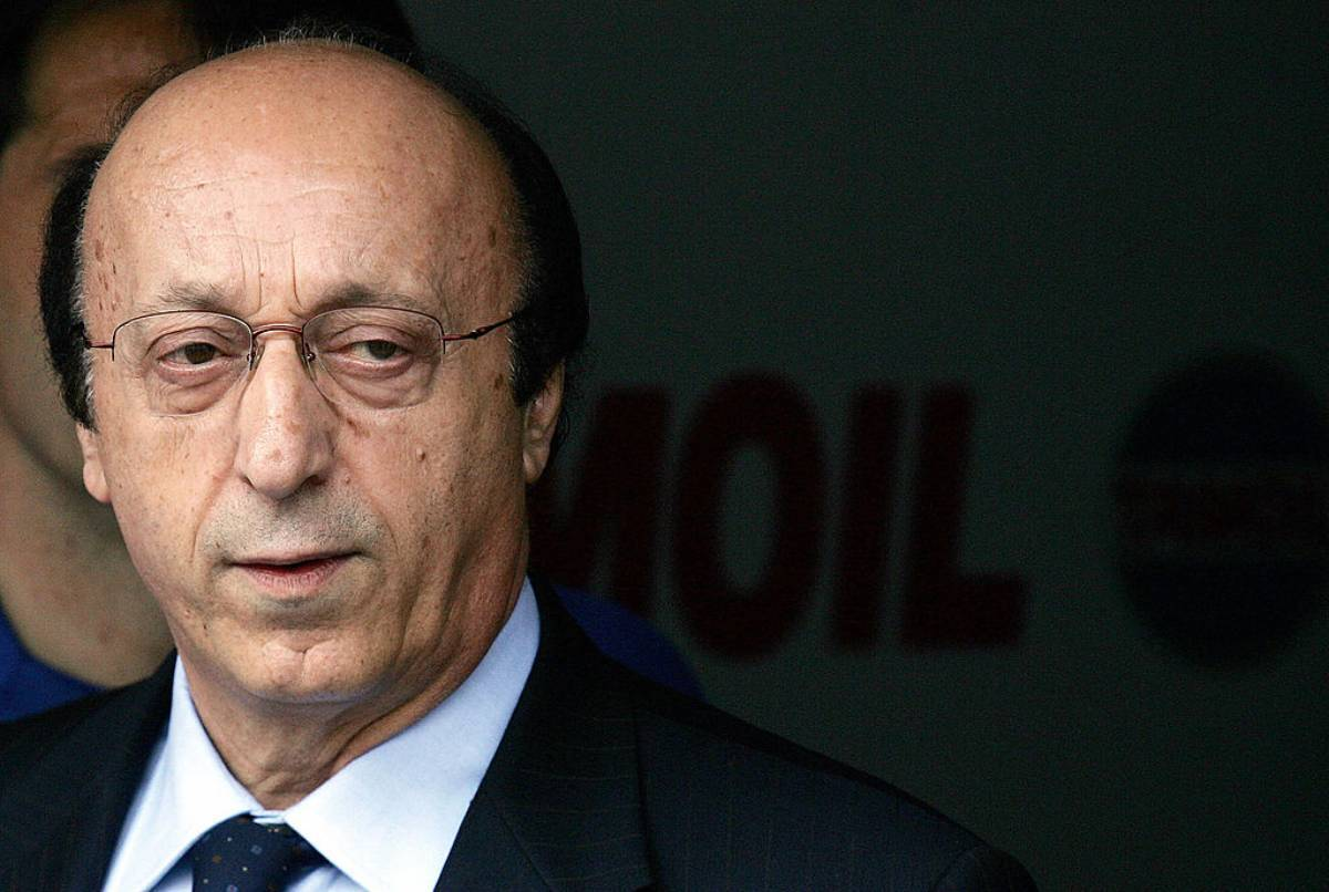 Luciano Moggi commenta il caso Suarez (Getty Images)
