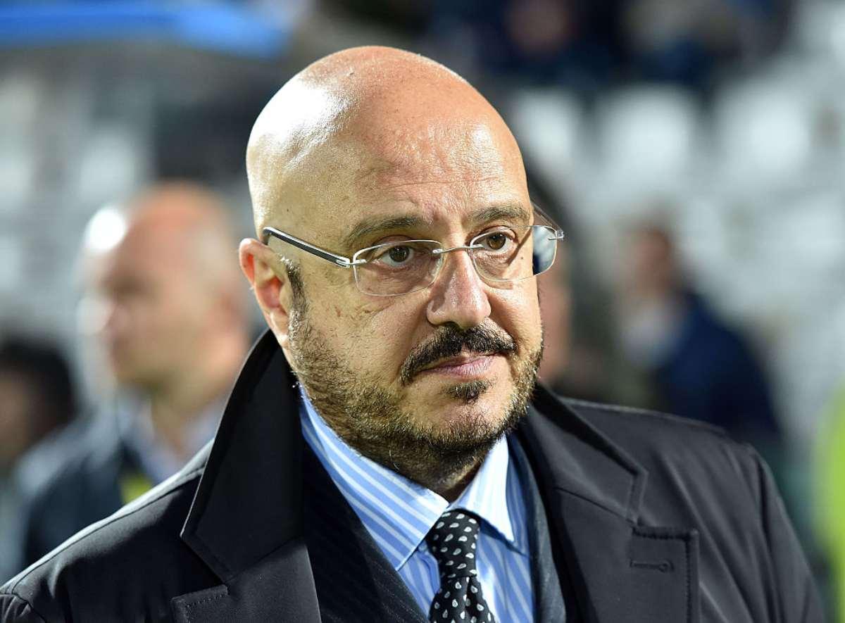 Pierpaolo Marino preoccupato per il futuro della Serie A
