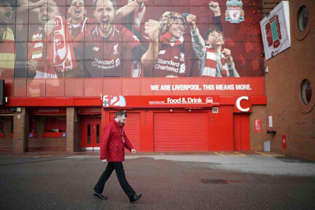 Premier League, la proposta per terminare il campionato