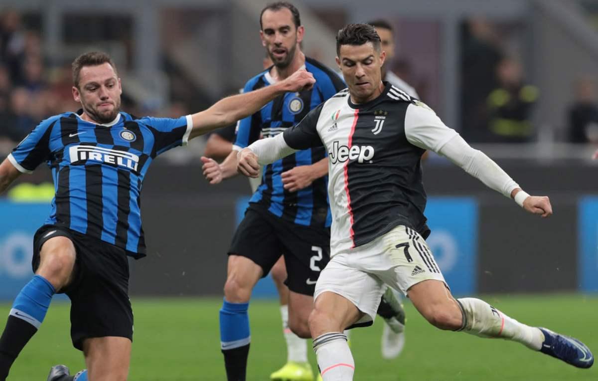 Serie A Juventus Inter Domenica 8 Marzo Con Milan Genoa Il Calendario Dei Recuperi