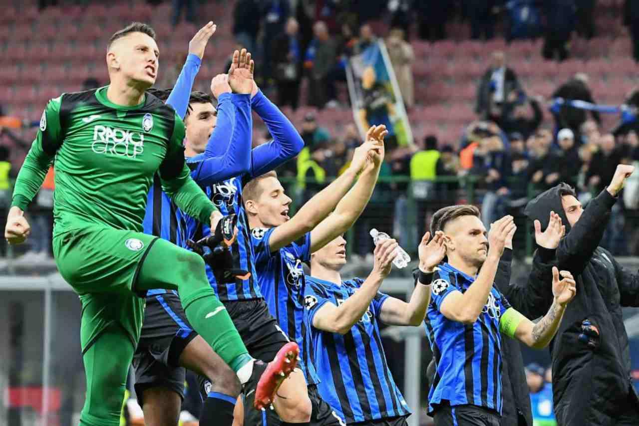 """Serie A, l'appello online: """"L'Atalanta merita lo scudetto"""""""