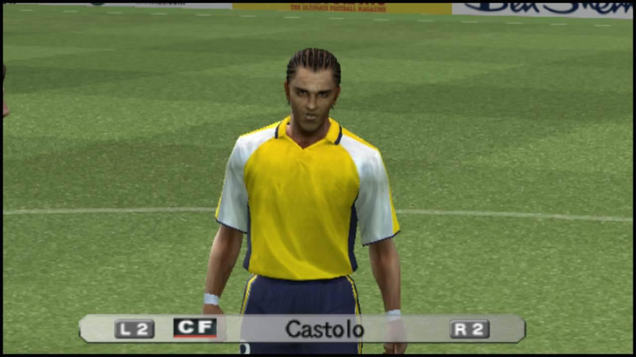 Castolo, storia e aneddoti sul mitico attaccante della Master League di PES