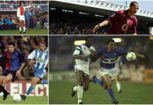 Le dieci maglie più belle dei club nella storia del calcio - FOTO