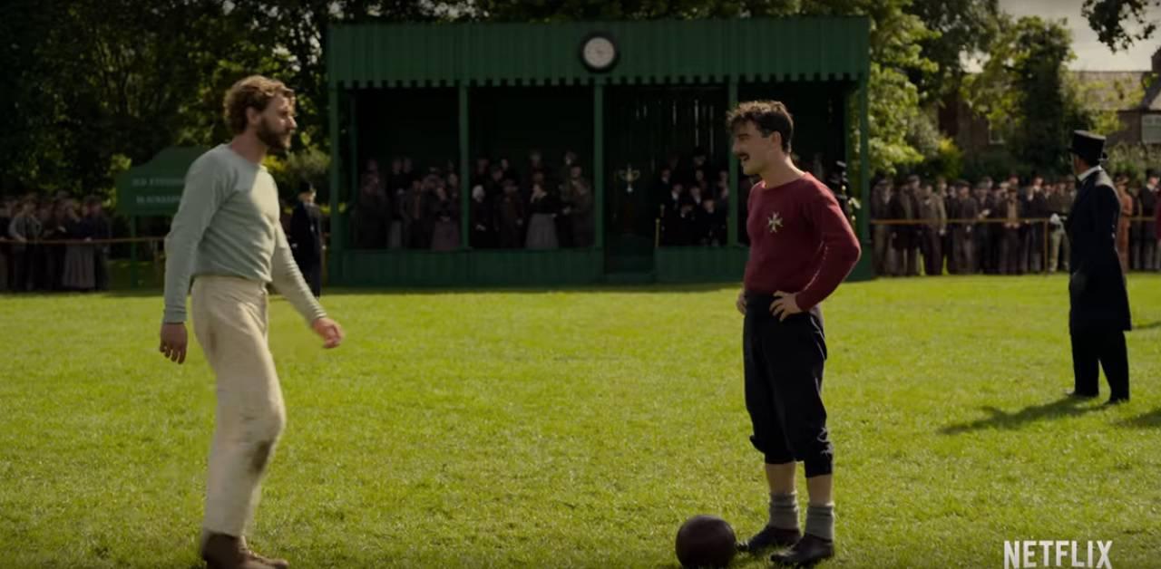 The English Game, la serie Netflix sulla nascita del calcio: trama, protagonisti e curiosità