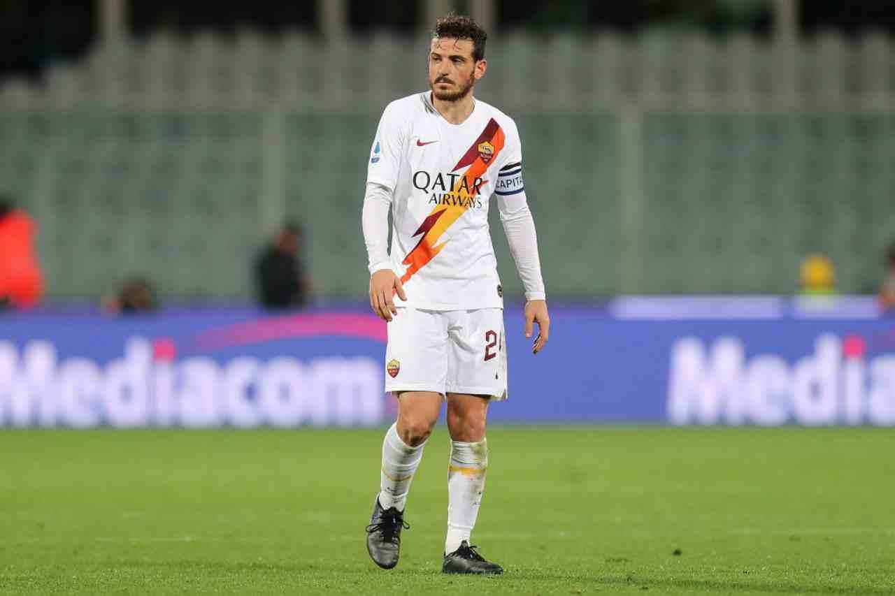 Calciomercato Roma: Florenzi jolly per arrivare a un big della Fiorentina
