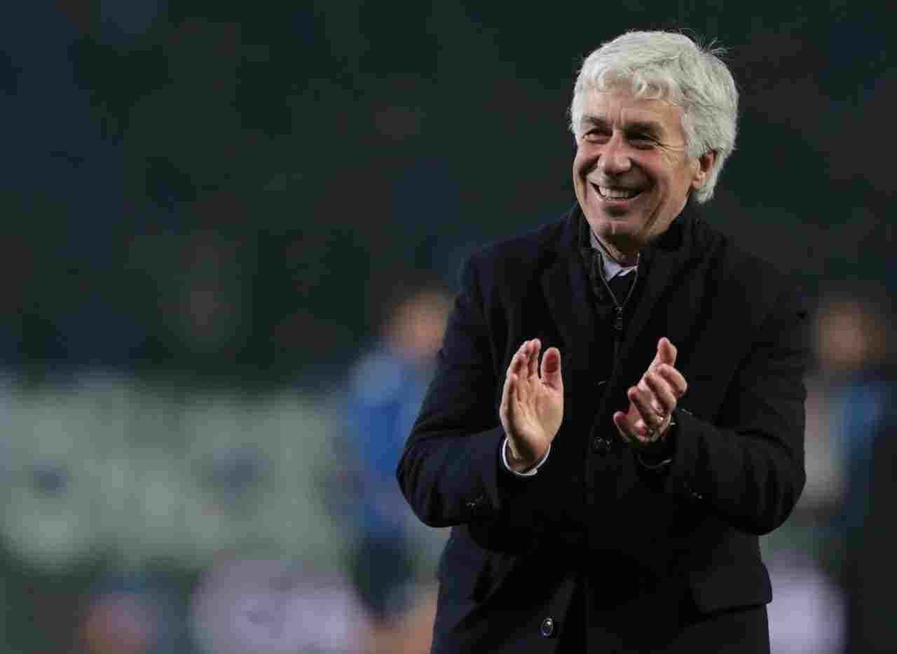 """Atalanta, Gasperini: """"In vantaggio ci rilassiamo, vogliamo tornare in Champions"""""""