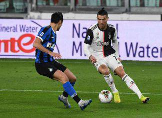Juventus-Inter 2-0: Ramsey e prodezza Dybala, bianconeri in vetta