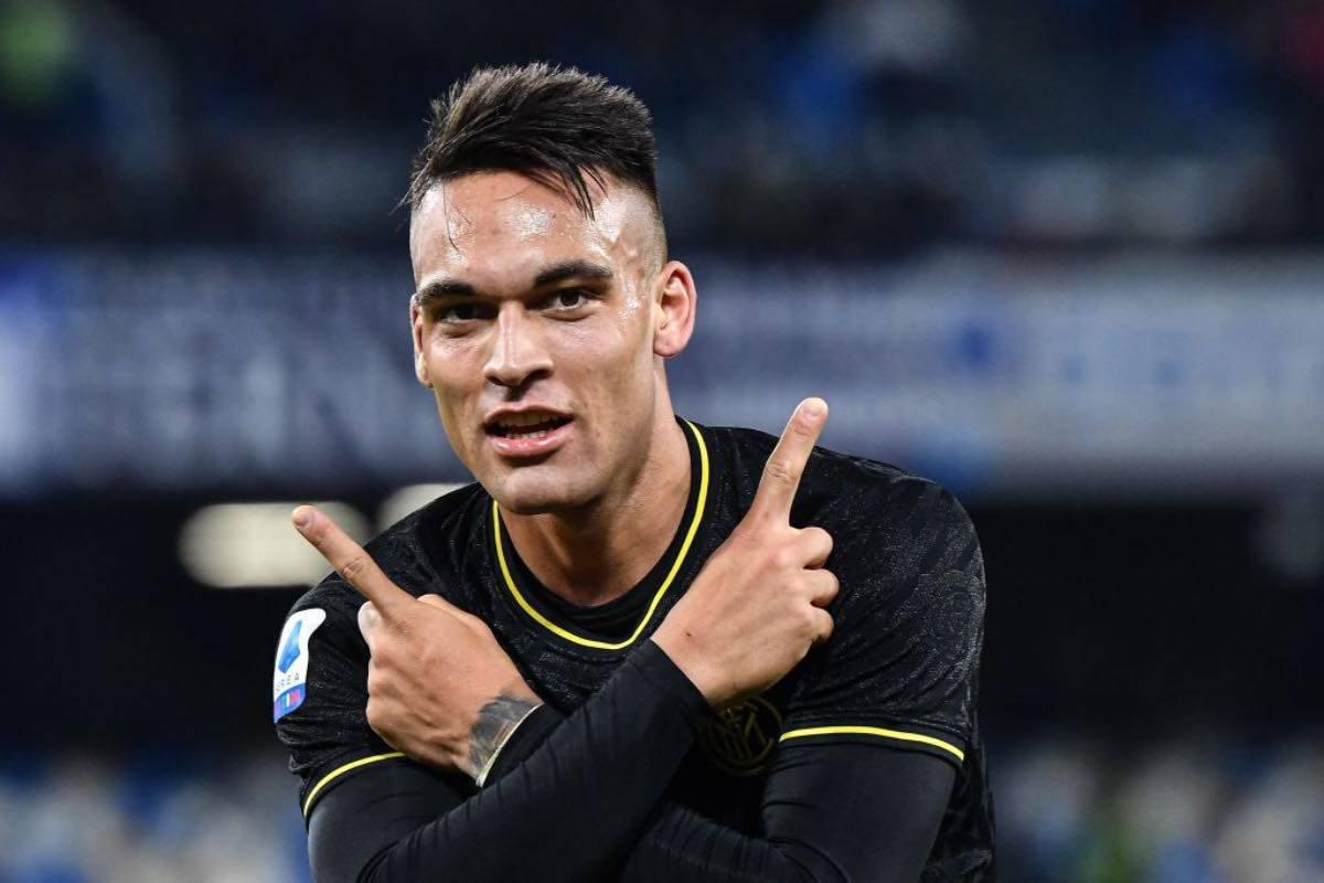 Lautaro Martinez-Barcellona: accordo con l'agente, l'Inter prova a resistere