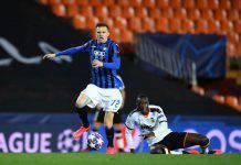 Champions League, Valencia-Atalanta 3-4: poker Ilicic, la Dea fa la storia e vola ai quarti
