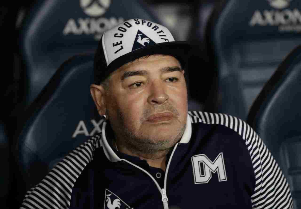 Maradona, il messaggio per Hugo Gatti commuove il web - FOTO