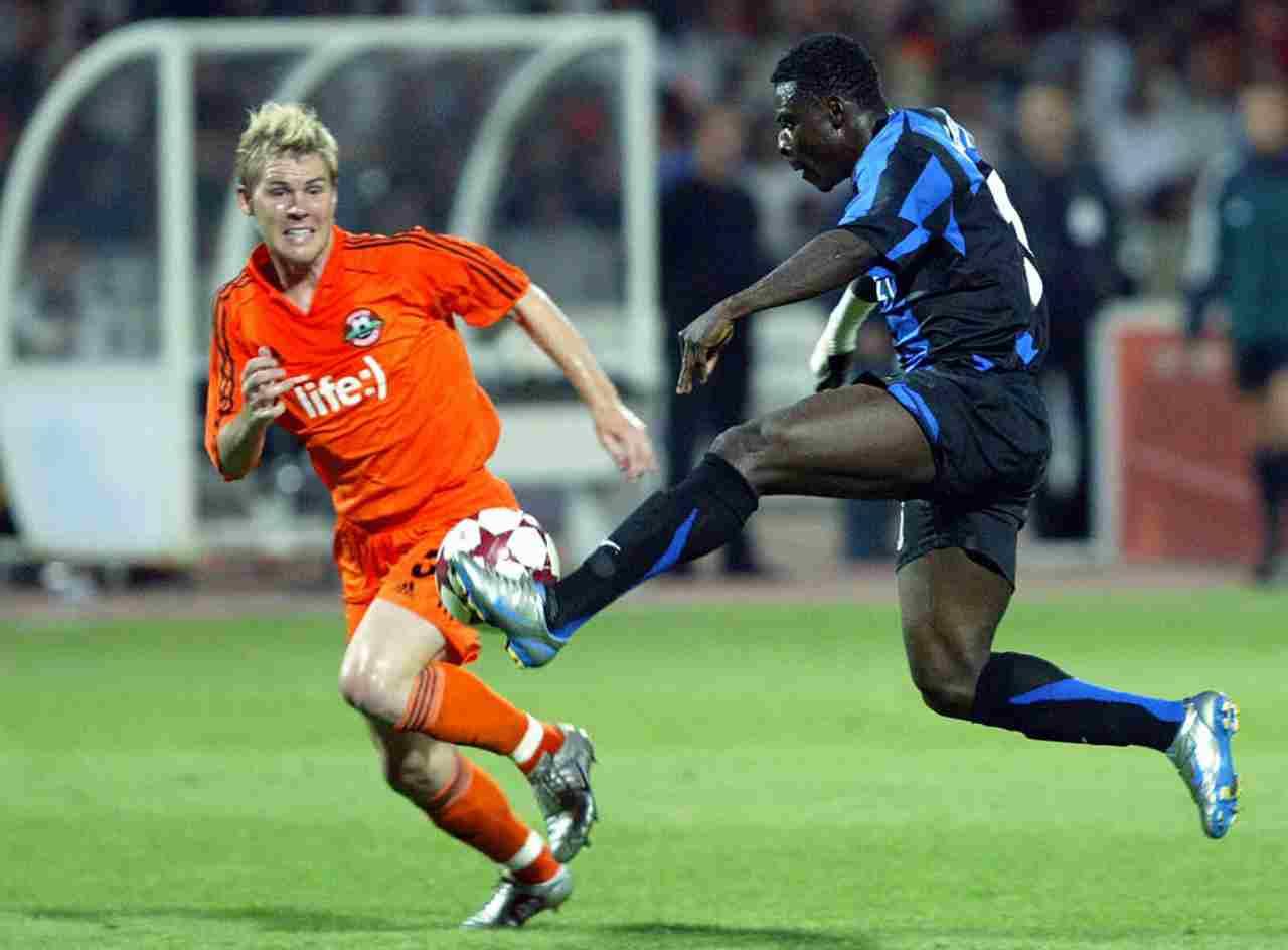 Martins, l'attaccante ex Inter torna in campo a 35 anni