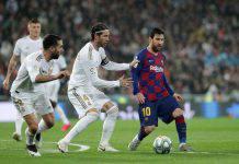 Liga, Real Madrid-Barcellona 2-0: Vincius e Mariano Diaz, gol da primato per i Blancos