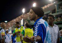 Ronaldinho Footvolley Carcere