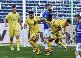 """Eysseric, il centrocampista ammette: """"Sampdoria-Verona non andava giocata"""""""