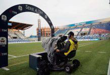 Serie A, ripresa campionato: la decisione spetterà al governo