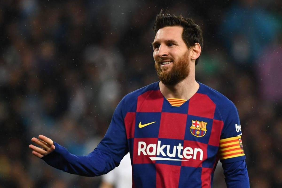 Messi all'Inter, Moratti frena sull'ipotetica trattativa