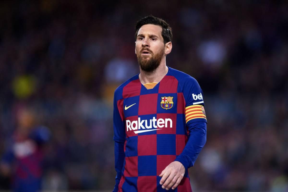 Messi, il suo pensiero dopo il Covid-19 (Getty Images)