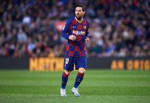 Messi all'Inter, la risposta dell'argentino su Instagram