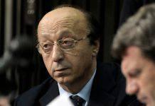 Moggi, parla di Serie A, Uefa e Juventus