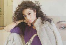 Raffaella Fico, il selfie per rallegrare i fan