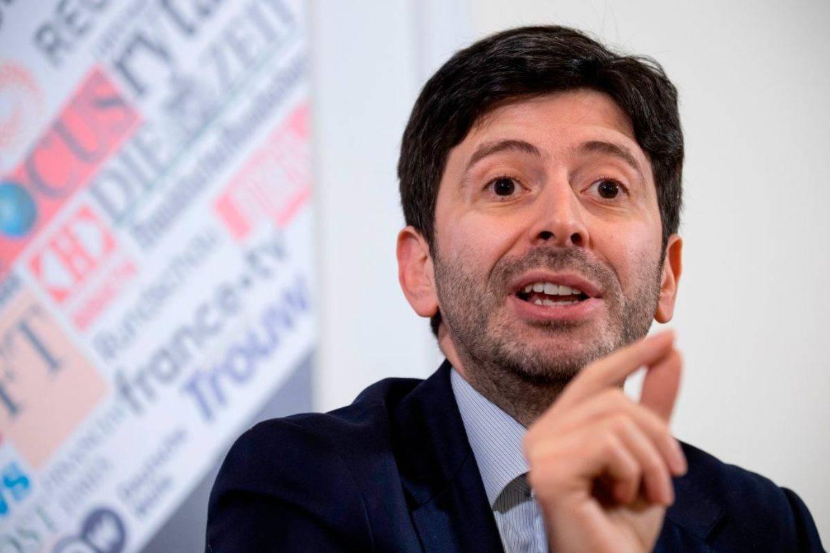 Juve-Napoli, parla il ministro Speranza