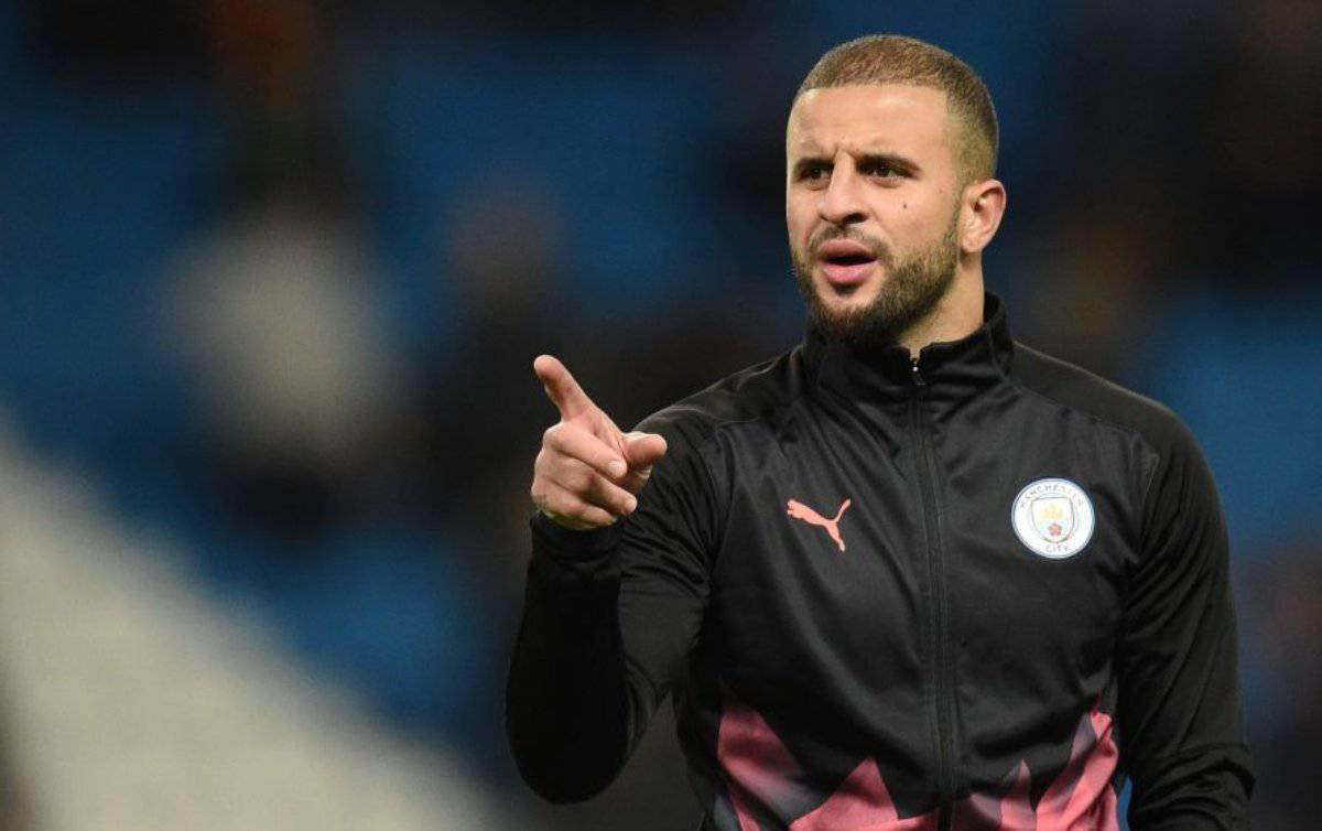 Covid-19: festino hot di Walker, poi le scuse. Il Manchester City indaga