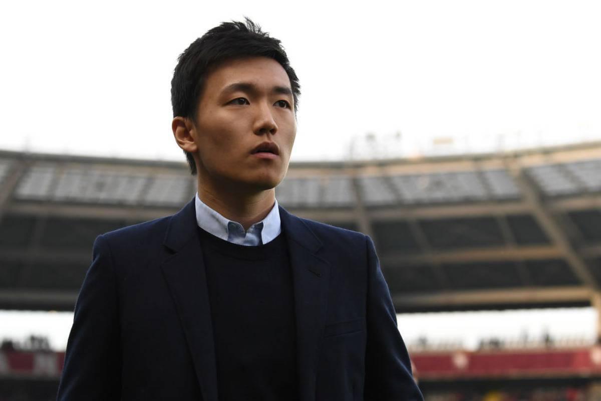 Zhang, da Conte a Messi ed il mercato: le dichiarazioni (Getty Images)