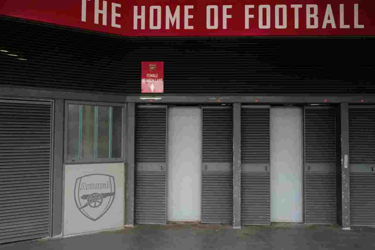 Arsenal Leo Messo