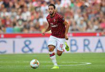 Milan, Calhanoglu in partenza: possibile scambio con un attaccante del Napoli
