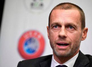 Uefa, Ceferin fissa la data limite per chiudere coppe e campionati